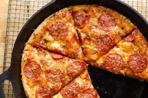 ron pizza recipe